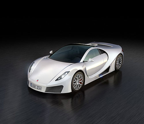 Sports Car: Spain Cars Picture