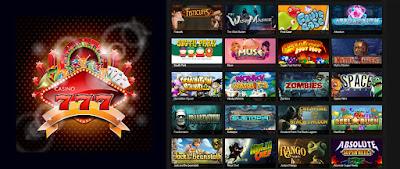 Casino 777, juegos online de azar