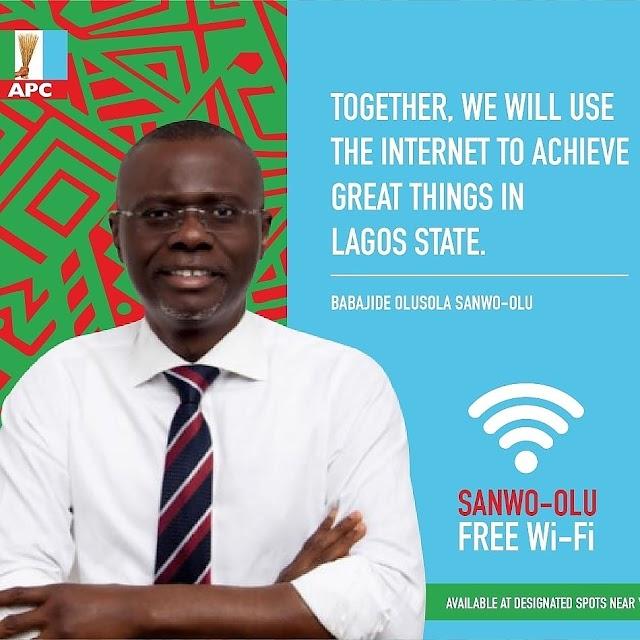 LAGOS 2019: Sanwo-Olu Promises Lagos State University (LASU) Free WIFI If Elected