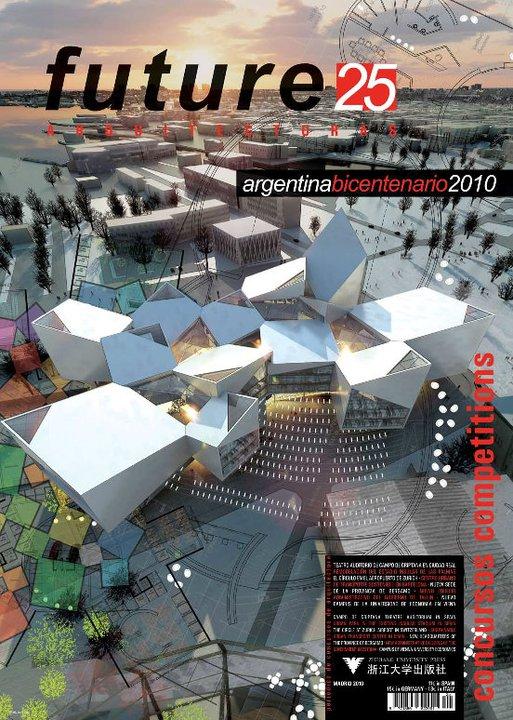 Regalos para arquitectos. Revistas Future.