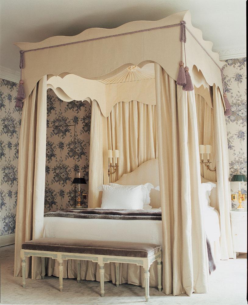 New Home Interior Design: Nicky Haslam Interiors