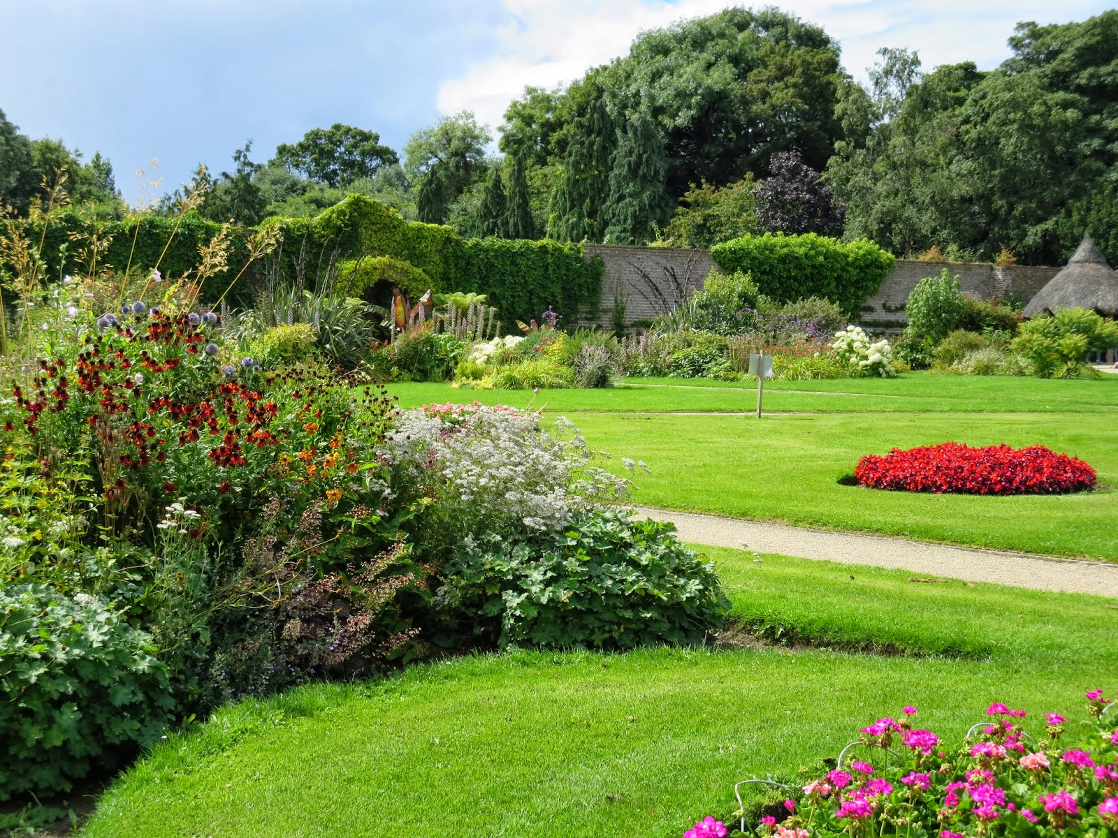 Walled Garden at Marlay Park