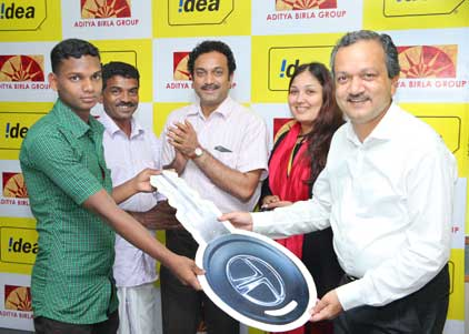 Idea Lucky Draw 2021