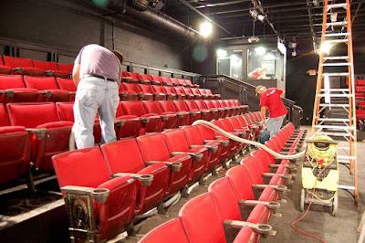 Sinema Salonu Yıkama