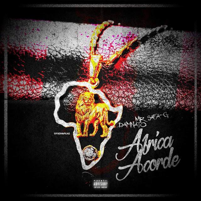 DAMNATO. GL. & MISTA SAF-G - ÁFRICA ACORDE! / ANGOLA