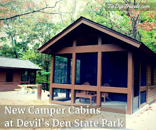 Tight Budget? No Problem. Worried About Wildlife? No Problem. No Tent? At  Devilu0027s Den State Park In Northwest Arkansas? No Problem.