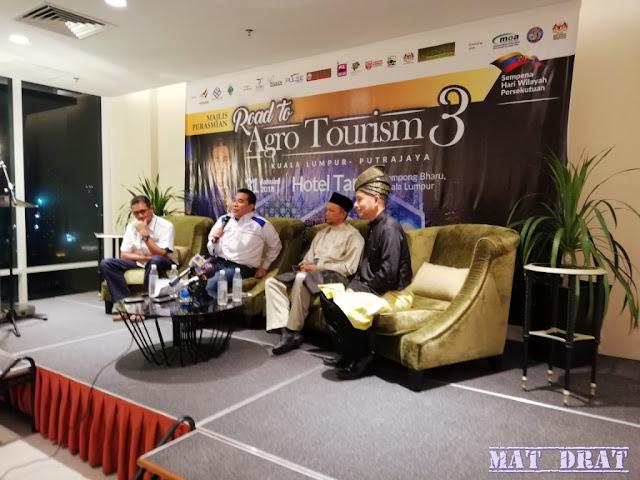 Majlis Perasmian Road To Agro Tourism Siri 3