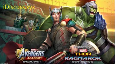 avengers academy mod ak 1.22.0