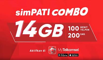 Cara Daftar Paket Combo Telkomsel Super Murah Terbaru 2018