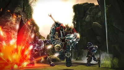 Darksiders Warmastered Edition Switch Review