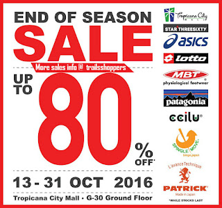 StarThreeSixty End of Season Sale 2016