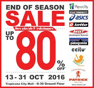 StarThreeSixty End of Season Sale 2016