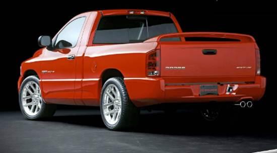2020 Dodge Ram SRT-10 Specs and Price