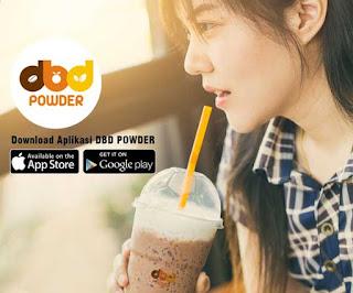Distributor Minuman Bubble Drink - DBD Powder Drink