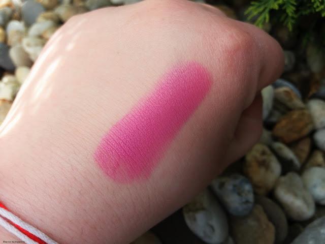 makeup revolution london amazing lipstick enchant