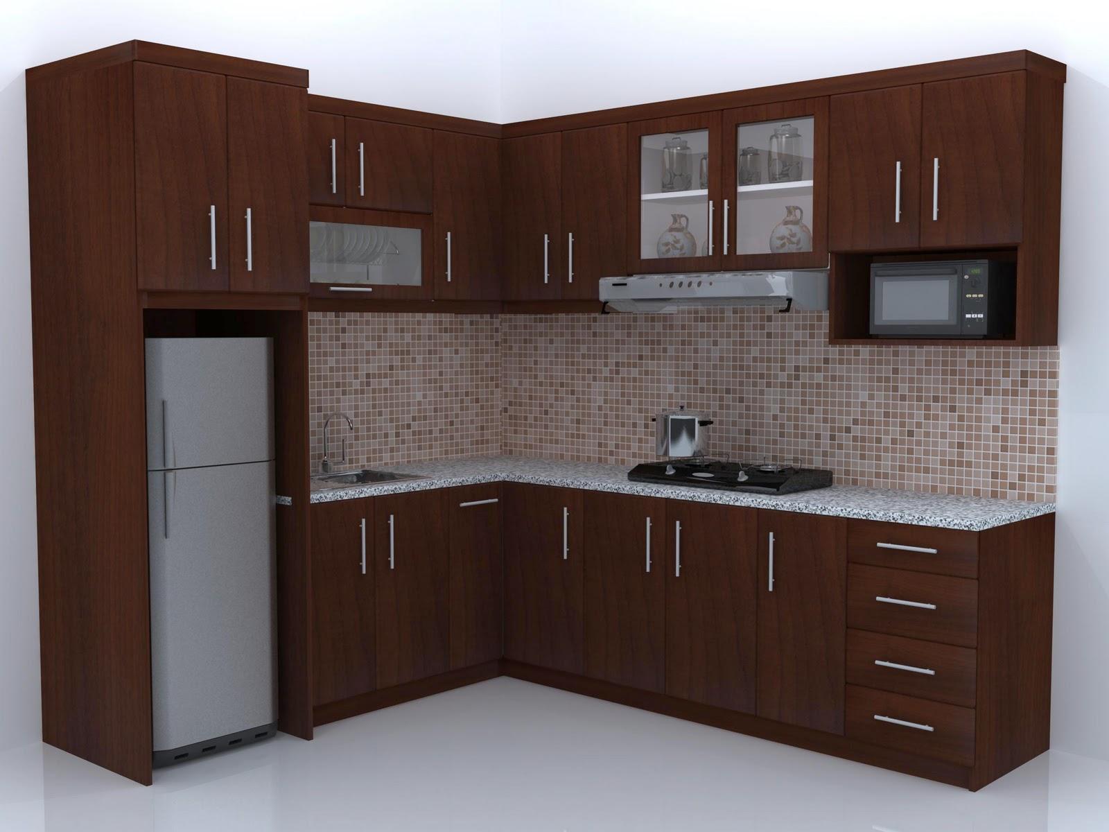 Cara Menghitung Biaya Kitchen Set