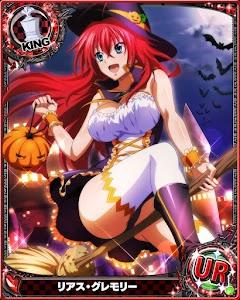 [Halloween V] Rias Gremory 1