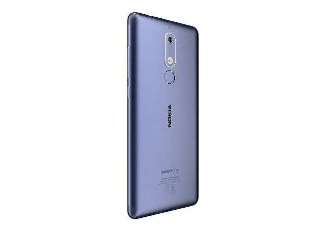 all new nokia 5.1