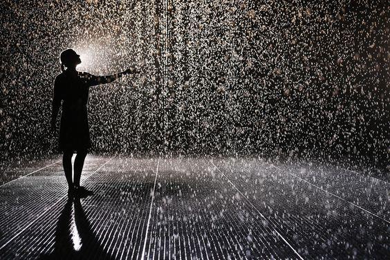تفسير رؤيه المطر في المنام