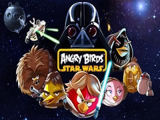 تحميل لعبة انجري بيردز حرب النجوم للكمبيوتر Angry Birds Star Wars