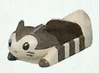 Furret Coster in Tomy Pokemon Diorama Map AG set