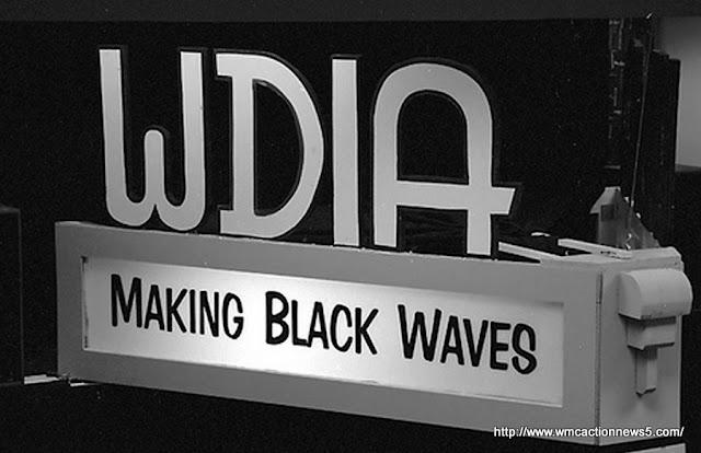 WDIA, a principal rádio de música negra de Memphis