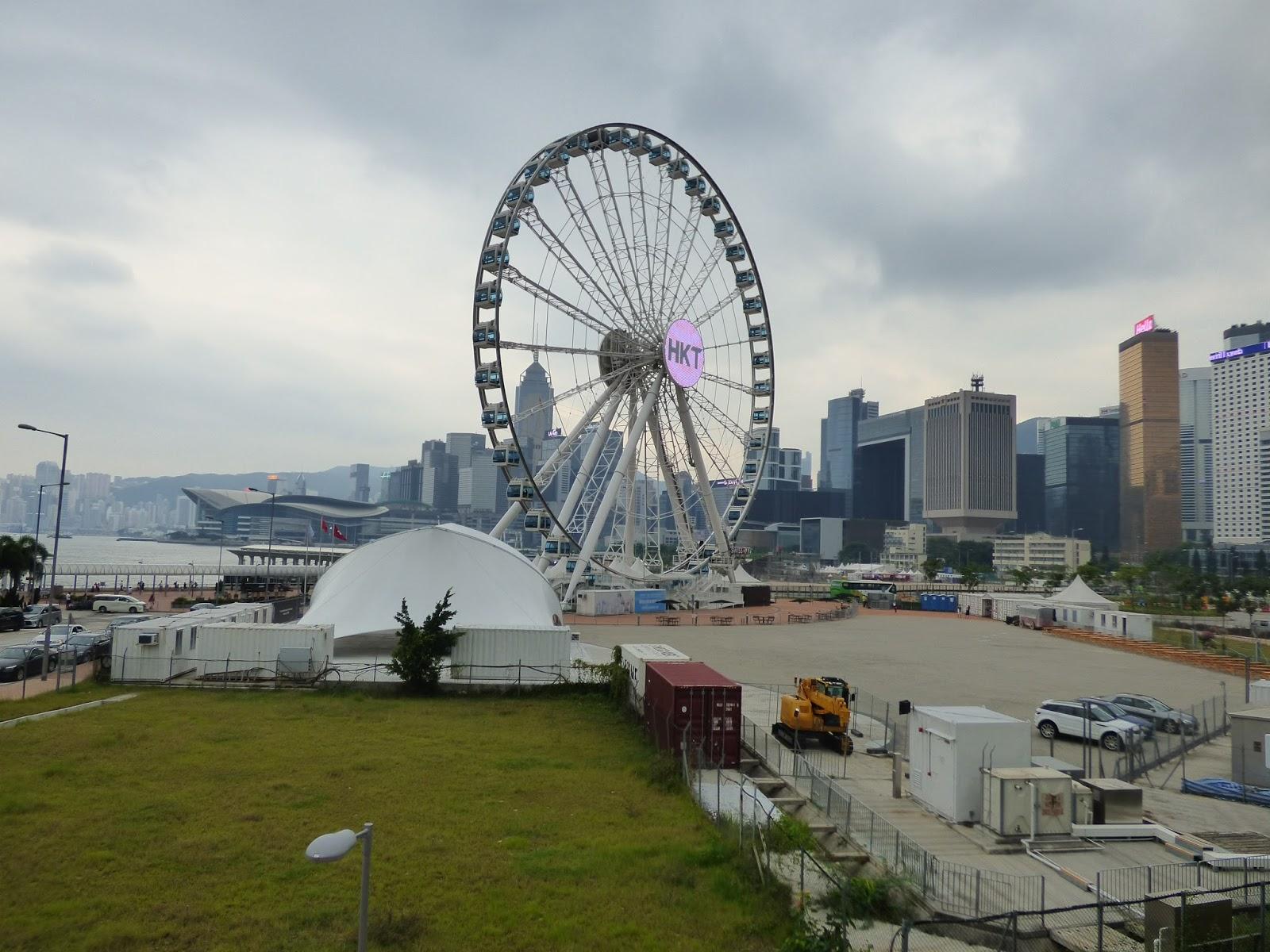 Hongkong óriáskerék