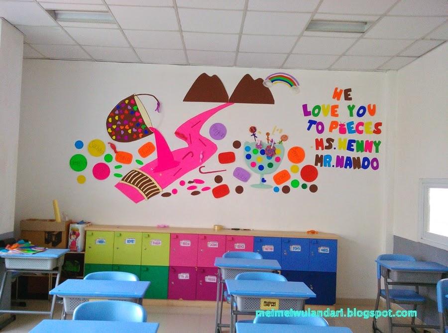Dekorasi Kelas Primary Charis Global School