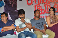 Saravanan Irukka Bayamaen Movie Success Meet Stills .COM 0090.jpg