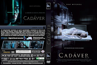 CARATULACADAVER - THE POSSESSION OF HANNAH GRACE - 2018