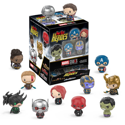 Marvel Studios: The First 10 Years Pint Size Heroes Blind Bag Series by Funko