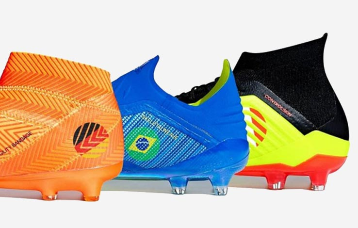 ef6f34da9 Never-Seen-Before Adidas 2018 World Cup Boots Personalization Revealed
