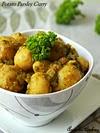 Potato Parsley Curry