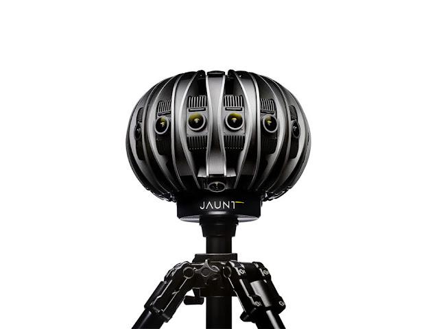 Jaunt One VR