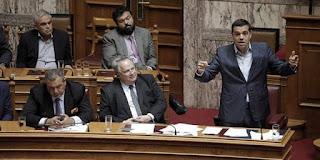 Ο Τσίπρας του χαρίζει επίσημα την ιστορία της Μακεδονίας, λέει ο Ζάεφ, αλλά δημοσιογράφοι και κόμματα κοιμούνται!