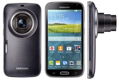 Harga Handphone Samsung Galaxy K zoom Terbaru