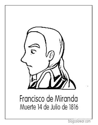 Imagen pintar muerte de Francisco Miranda