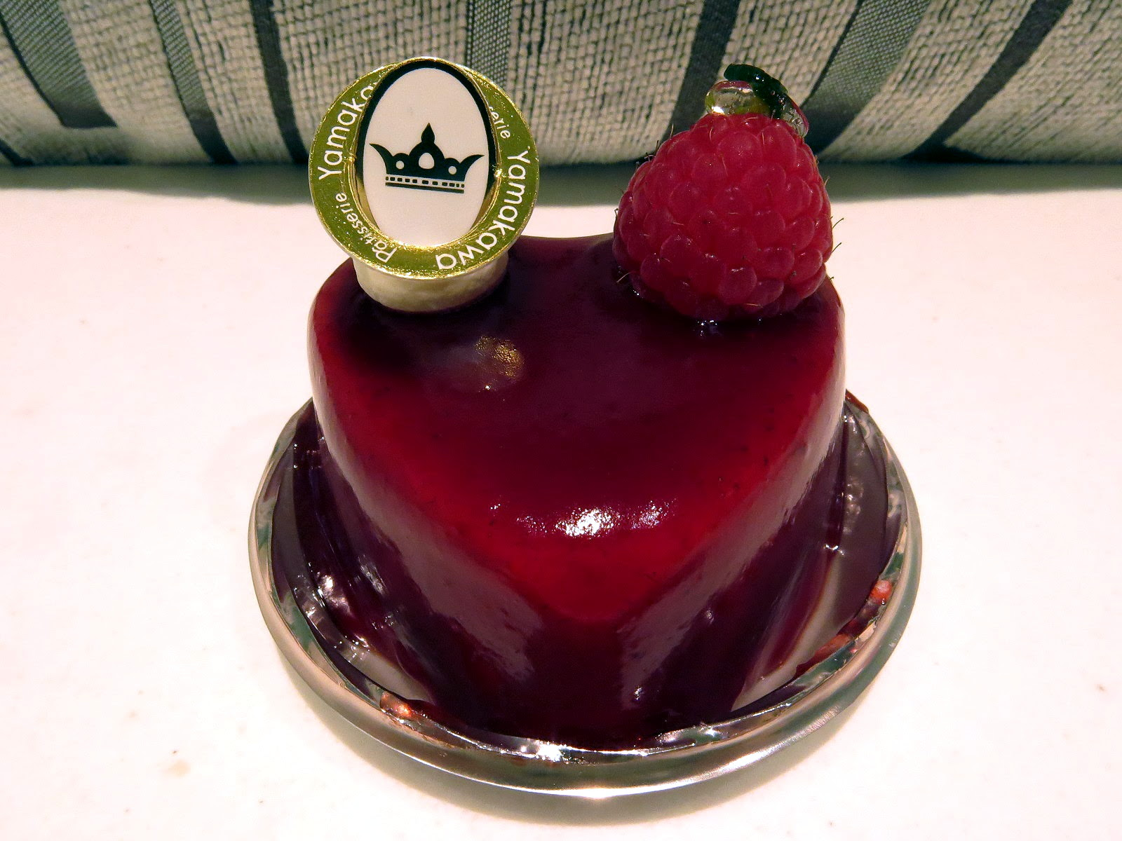 Cake With Fruit Puree : Patisserie Yamakawa (Hong Kong, CHINA)    ?? A traveling ...