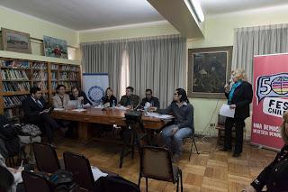 Comandos presidenciales debatieron Propuesta Programática del Colegio de Periodistas de Chile