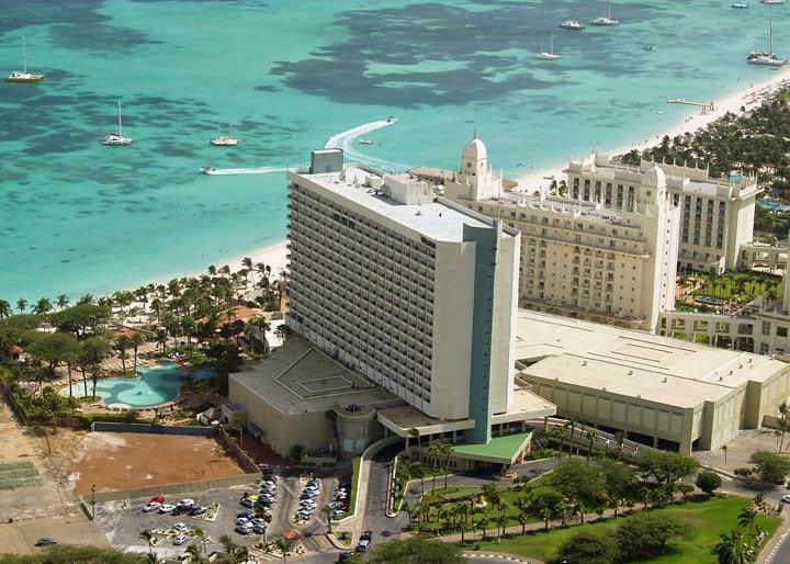 Riu hotel Aruba