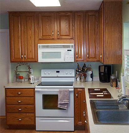Painting Oak Kitchen Cabinets Darker In Clearwater ...