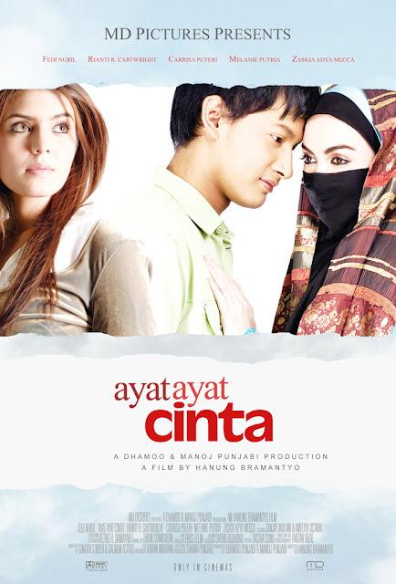 Ayat-Ayat Cinta (2007) DVDRip Malay Sub