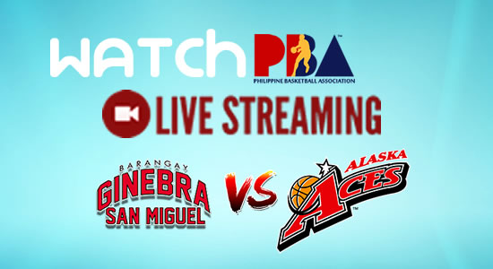Livestream List: Ginebra vs Alaska game live streaming January 21, 2018 PBA Philippine Cup