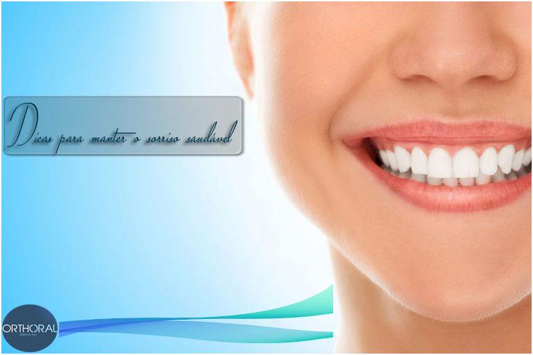 2d28a09a5 No post de hoje vamos conferir 10 dicas importantes para manter o nosso  sorriso sempre saudável.