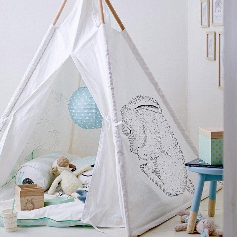 Namiot do pokoju dzieci