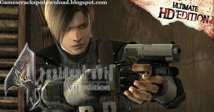 resident evil 4 free download pc game full version compressed