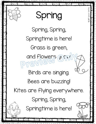https://www.teacherspayteachers.com/Product/Spring-Printable-Poem-for-Kids-3014891