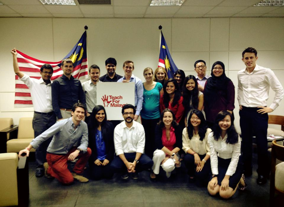 Life Update: Intern at Teach For Malaysia! | The Amateur Writer
