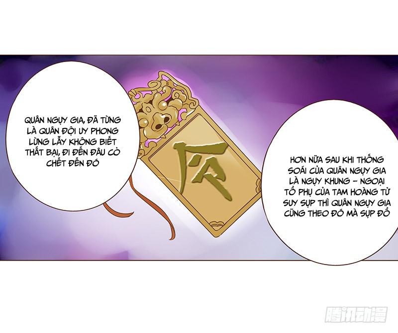 Đế Vương Trắc – Chap 73