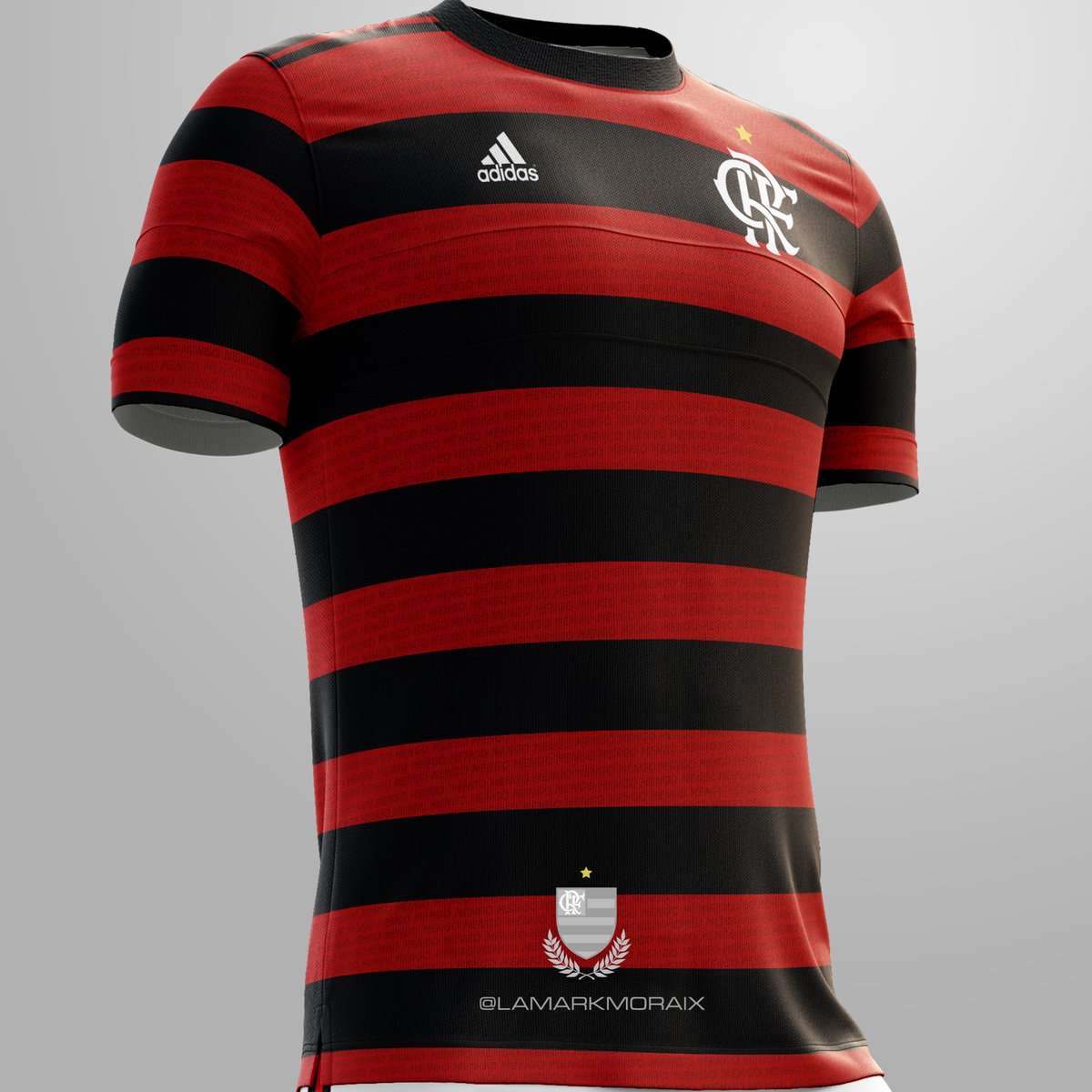 Veja as prováveis camisas da adidas para o Flamengo em 2019 ... d0e2411f27825